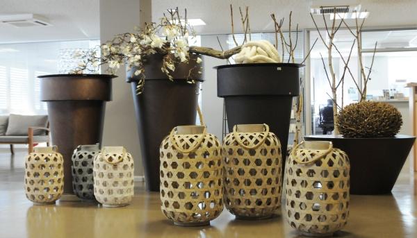 Creazioni decorative con lanterne in legno e ferro idee for Lanterne da interno
