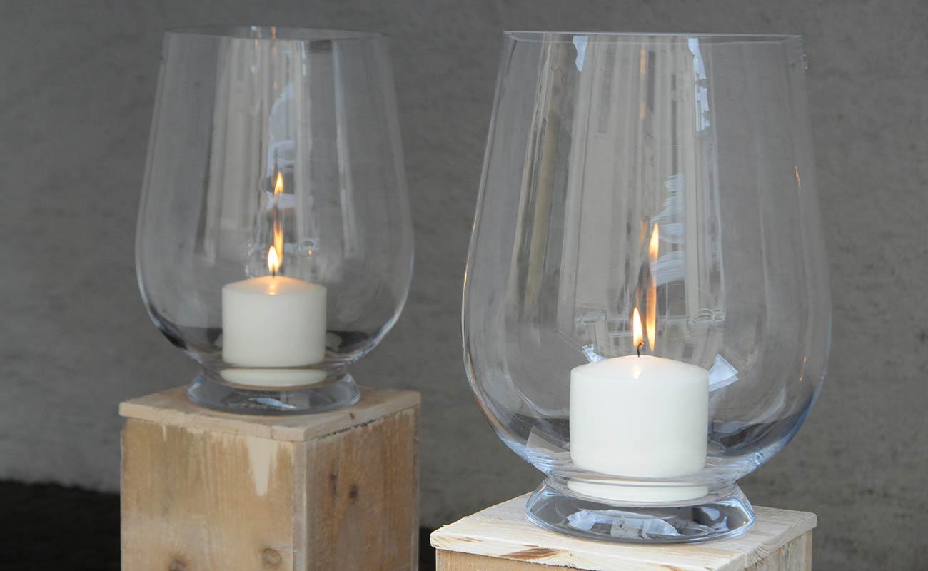Decorazioni con vetro dekorwelt vasi di vetro ed elementi - Decorazioni vetro ...